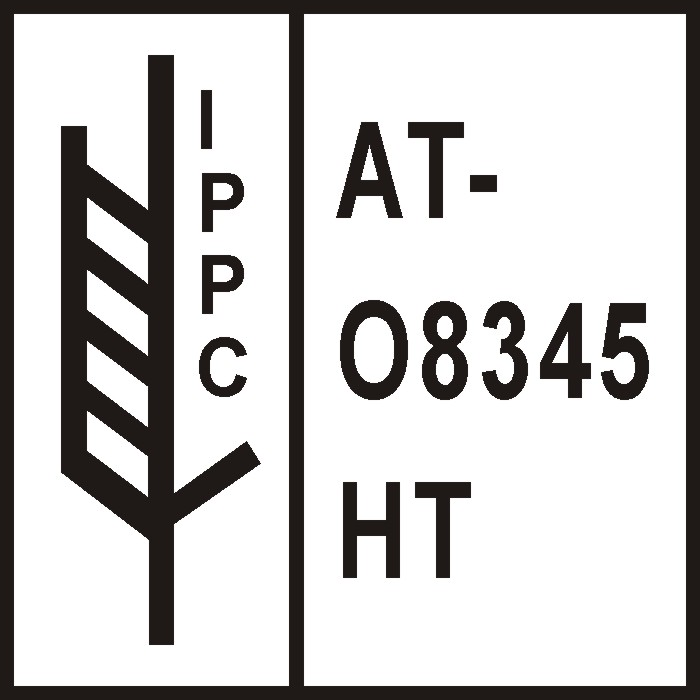 ippc - ispm nr  15 branding iron