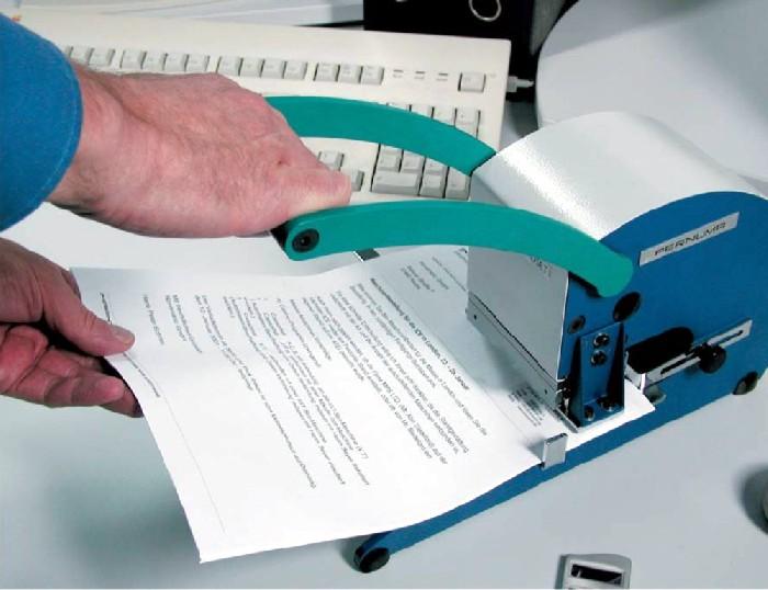 perforator machine