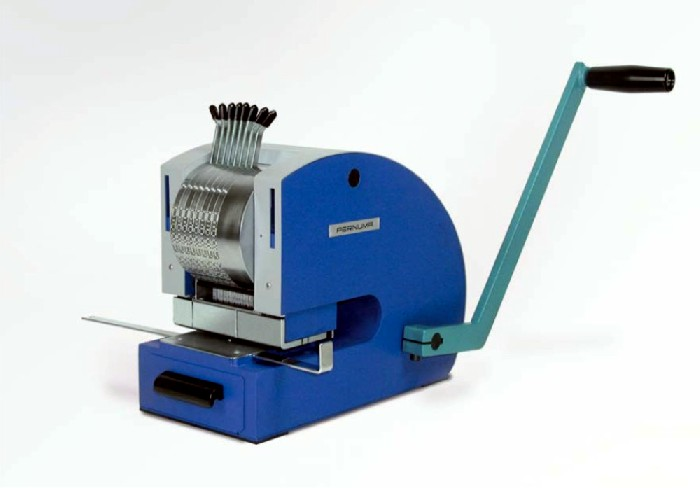 perforator machine price